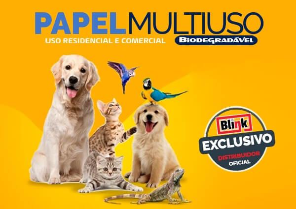Blink anuncia novo produto_ papel multiuso - Blink